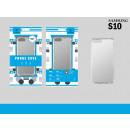 Siliconen Cover Anti-Shock Sa S10 Transparant