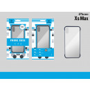 Cubierta marina ultrafina Ip Xs Max sin marco