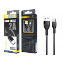 Micro Usb Cable 2A 1M Black