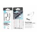 Großhandel Consumer Electronics: Lightning Audio-Kabel auf 3,5 mm Weiß Neues ...