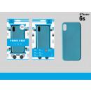 Silicone Case Tpu Iphone 6S Blue