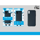 Silicone Case Tpu Iphone 7 Plus Marine