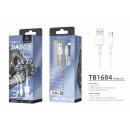 wholesale Computer & Telecommunications: Cable Micro Usb 3M 2A White
