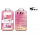 Hw P30 Pro 3D Edgecover Transparant gehard glas