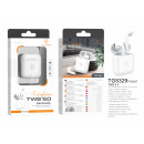 wholesale Headphones: Tws Bluetooth Headset High Profile White