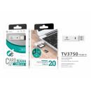 Kartenleser Sd / Tf 2 In 1 USB 2.0 Weiß