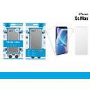 Gesamt Pc + Tpu Fall Iphone Xs Max Transparent
