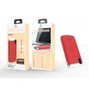 Powerbank 10000Mah 2A 2Usb Red