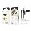 wholesale Headphones:Headsets 3.5Mm Black