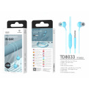 Headsets 3.5Mm Blue
