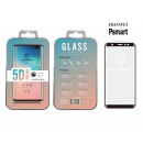 Hw P Smart 5D Fullcover Black Tempered Glass Film