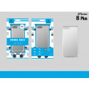 Ip 8 Plus Transparente Anti-Schock-Silikonhülle