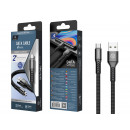 Micro USB Kabel 2A 1M Schwarz