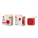 Red Bluetooth Mini Speaker