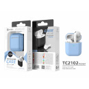Silicone Cover For Airpod 1/2 Blue