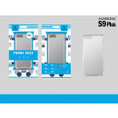Siliconen Cover Anti-Shock Sa S9 Plus Transparant