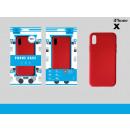 Iphone X Red Silicone Tpu Case