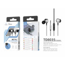 Headset 3.5Mm Silver