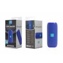 Bluetooth blauwe kolom