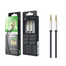 Audio Cable Tpe 1M 3.5Mm White