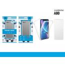 Total Protection Cover Pc + Tpu Sa A80 Transparent