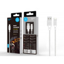 Usb Cable For Ip 6/7/8 / X / Xs 2A 1M White