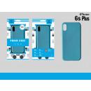 Silicone Case Tpu Iphone 6S Plus Blue