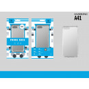 Silikon-Anti-Schock-Hülle Samsung A41 Transparent