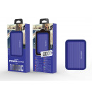 Powerbank 10000Mah 2A Azul
