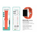 Silicone Bracelet for Apple Watch 42-44Mm
