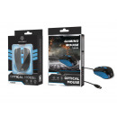 Gaming Mouse Tj6098 With Blue Wire