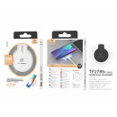 Crystal 5W Wireless Charger White