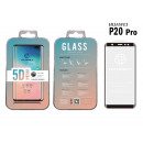Hw P20 Pro 5D Fullcover Black Tempered Glass Film