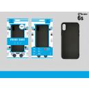 Siliconen TPU-hoesje Iphone 6S Zwart