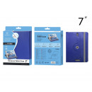 wholesale Notebooks & Tablets: Universal Tablet Cover 7 Inches Blue