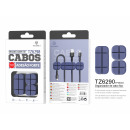 Cable Organizer Blue