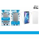Funda Protección Total Pc + Tpu Iphone 8 Plus Tran