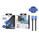 wholesale DVD & TV & Accessories: Hdmi Video Cable 4K * 2K 3M Blue
