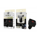 wholesale USB-Accessories: Mp3 Transmitter For Car With 2 Maximo 2.4A Usb Inp