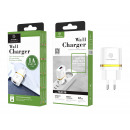 Charger Without Cable 1A 1Usb White