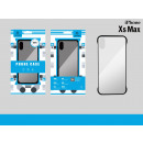 Ultra-Thin Ipx X Max Max Black Cover