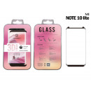 Xiaomi Note10 Lite 3D Edgecover Gehärtetes Glas Pe