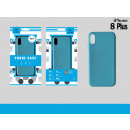 Silicone Tpu Case Iphone 8 Plus Blue