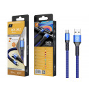 Usb-Type Cable C 2A 1M Blue