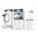 Auricolare Bluetooth Tws alto profilo bianco