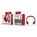 1,2 m rode microfoon draadloze hoofdtelefoon