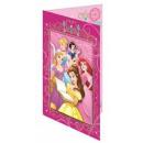 Disney Kartka z życzeniami księżniczek + koperta 3