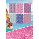 Disney Papier origami księżniczek