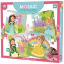Kreatywny zestaw mozaiki z pianki księżniczki
