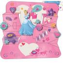 Disney Wyskakująca kartka z życzeniami księżniczek